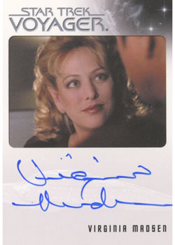 2012 Rittenhouse The Quotable Star Trek Voyager Trading Cards 18