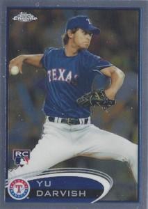Yu Darvish Baseball Cards and Autograph Memorabilia Guide 12