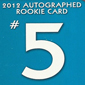 Jean Segura Named Fifth 2012 Finest Baseball Autograph Rookie Redemption