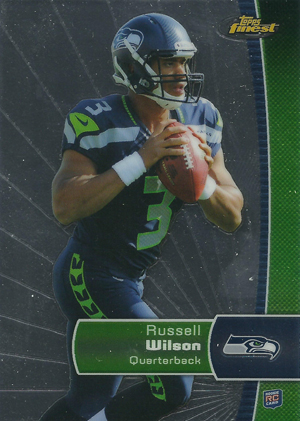 Russell Wilson Rookie Cards Checklist and Guide 19
