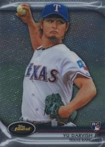 Yu Darvish Baseball Cards and Autograph Memorabilia Guide 13