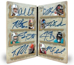 2012 Topps Five Star Football Cards 29