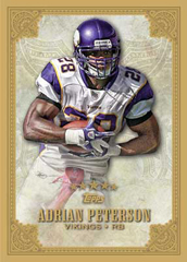2012 Topps Five Star Football Cards 24