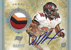 2012 Topps Five Star Football Cards 25