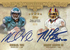 2012 Topps Five Star Football Cards 33
