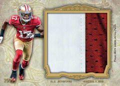 2012 Topps Five Star Football Cards 30
