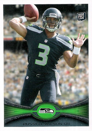 Russell Wilson Rookie Cards Checklist and Guide 16