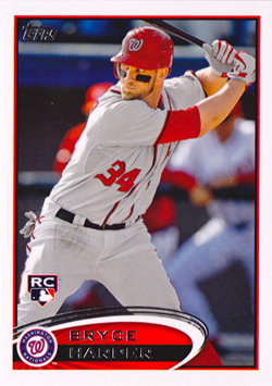Bryce Harper Rookie Cards Checklist and Autograph Buying Guide 16