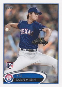 Yu Darvish Baseball Cards and Autograph Memorabilia Guide 17