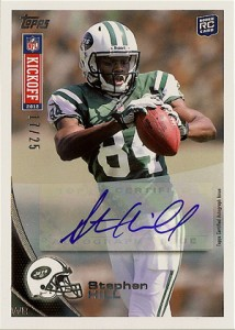 2012 Topps NFL Kickoff Checklist and Guide 3