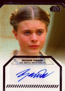 2012 Topps Star Wars Galactic Files Autographs Guide 15