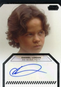 2012 Topps Star Wars Galactic Files Autographs Guide 12