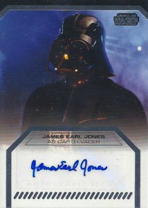 2012 Topps Star Wars Galactic Files Autographs Guide 8