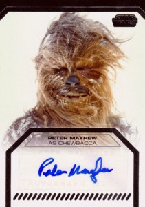 2012 Topps Star Wars Galactic Files Autographs Guide 13