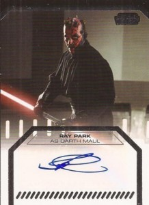 2012 Topps Star Wars Galactic Files Autographs Guide 14