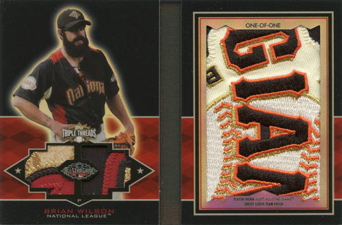 20 Jaw-Dropping 2012 Topps Triple Threads Baseball Hits 3