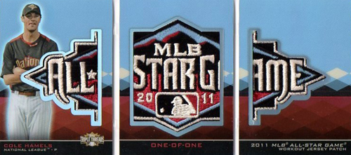 20 Jaw-Dropping 2012 Topps Triple Threads Baseball Hits 1