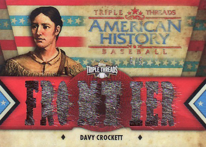 2012 Topps Triple Threads Baseball Cards 13
