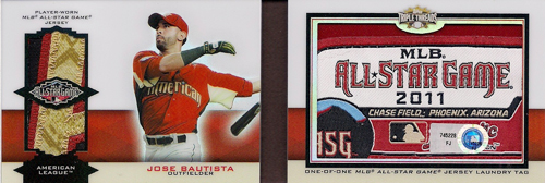 20 Jaw-Dropping 2012 Topps Triple Threads Baseball Hits 5