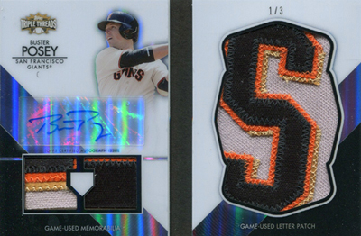 20 Jaw-Dropping 2012 Topps Triple Threads Baseball Hits 8