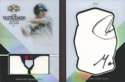 20 Jaw-Dropping 2012 Topps Triple Threads Baseball Hits 18