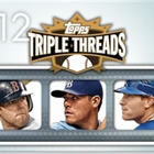 2012 Topps Triple Threads Baseball Cards