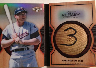 20 Jaw-Dropping 2012 Topps Triple Threads Baseball Hits 16