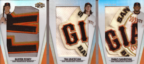 20 Jaw-Dropping 2012 Topps Triple Threads Baseball Hits 15