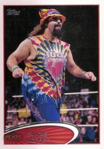 2012 Topps WWE Wrestling Cards 5