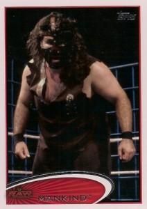 2012 Topps WWE Wrestling Cards 6