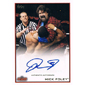 2012 Topps WWE Autograph Guide
