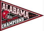 2012 Upper Deck University of Alabama Football Cards 8