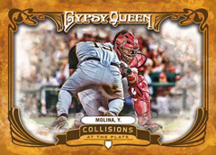 2013 Topps Gypsy Queen Baseball Cards 7