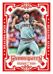 2013 Topps Gypsy Queen Baseball Cards 8