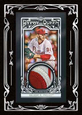 2013 Topps Gypsy Queen Baseball Cards 12