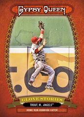 2013 Topps Gypsy Queen Baseball Cards 9