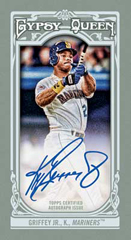 2013 Topps Gypsy Queen Baseball Cards 10
