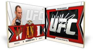 2013 Topps UFC Knockout Trading Cards 22