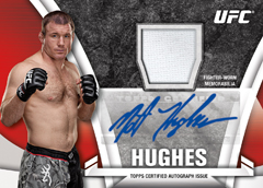 2013 Topps UFC Knockout Trading Cards 10