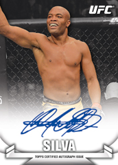2013 Topps UFC Knockout Trading Cards 9
