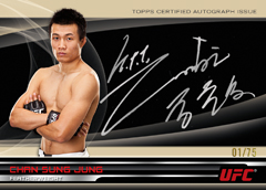 2013 Topps UFC Knockout Trading Cards 7
