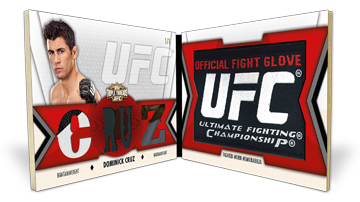 2013 Topps UFC Knockout Trading Cards 23