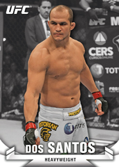 2013 Topps UFC Knockout Trading Cards 1