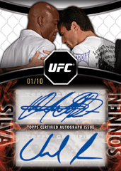 2013 Topps UFC Knockout Trading Cards 12