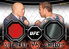 2013 Topps UFC Knockout Trading Cards 11