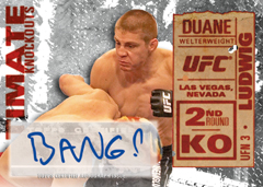 2013 Topps UFC Knockout Trading Cards 27