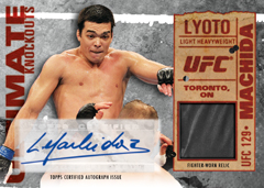 2013 Topps UFC Knockout Trading Cards 28