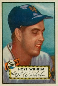 Top 10 Hoyt Wilhelm Baseball Cards 10