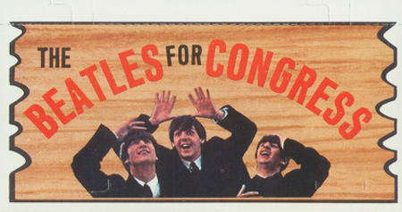 1964 Topps Beatles Plaks Trading Cards 23