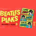 1964 Topps Beatles Plaks Trading Cards